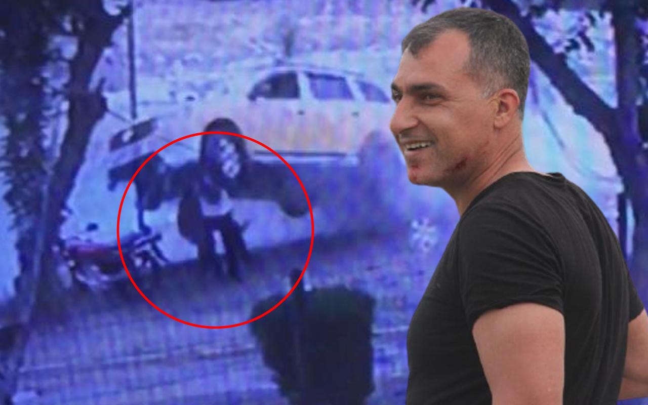 Adana'da şaşıran görüntü! Taksi 2 kişinin üstüne düştü: Her anlattığı yalan çıktı