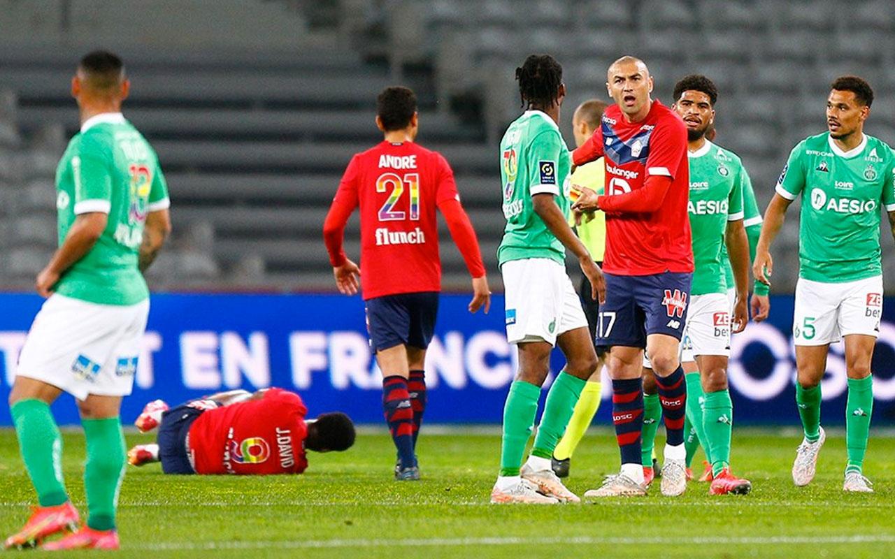Lille'in şampiyonluğu son maça kaldı