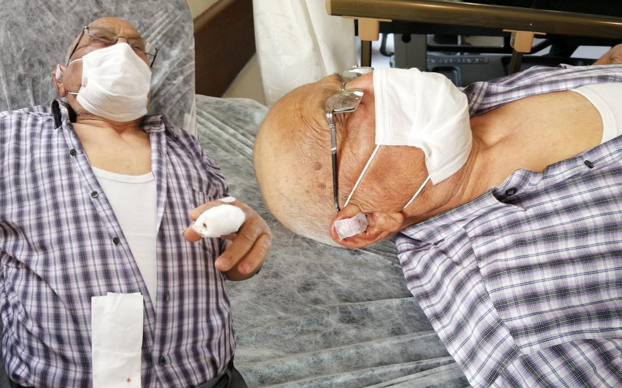 Antalya'da cenazesine katıldığı kadının eşi sopa kırılana kadar dövdü! Sebebini duyan şok oldu
