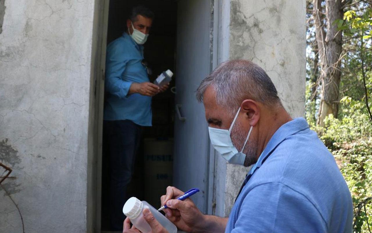 Bolu'da içtikleri su sonrası 30 kişi hastanelik olmuştu! Sebebi belli oldu