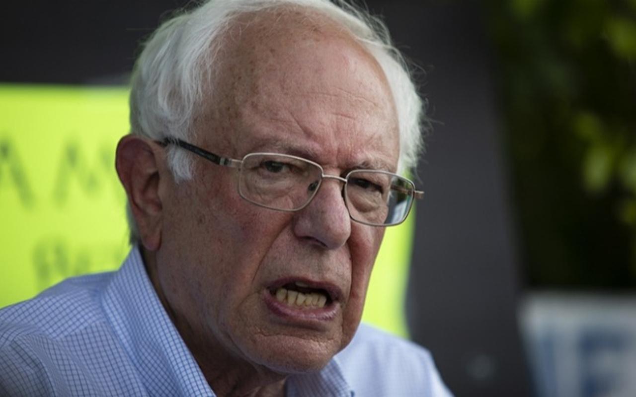 Demokrat Senatör Bernie Sanders'tan Joe Biden'a İsrail tepkisi! Yasa dışıdır