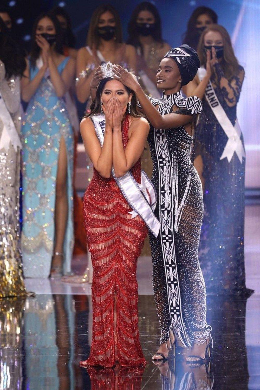 2021 Kainat Güzellik Yarışmasının kazanan ismi oldu! İşte kainatın en güzel kadını