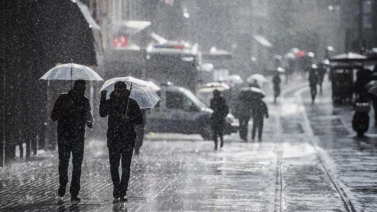 Sıcaklıklar düşüyor dolu yağışı geliyor! Meteoroloji Uzmanı tarih verip il il uyardı