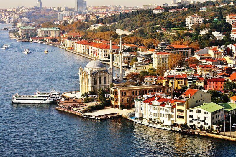 Görmeden geçmeyin İstanbul'un en güzel boğaz semtleri!