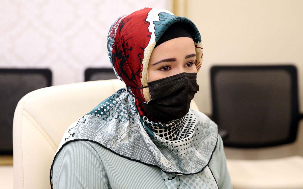Alman genç kız gördüğü rüyadan etkilenip Müslüman oldu