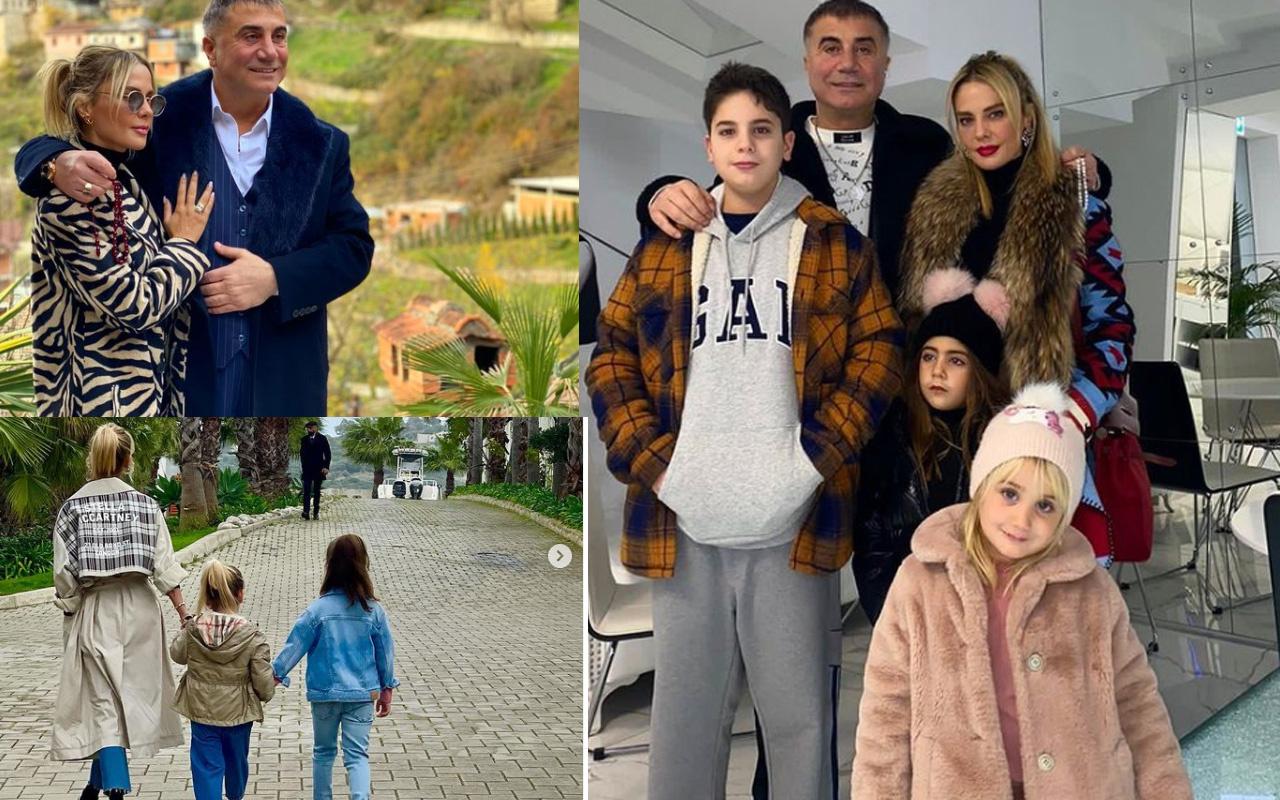 Sedat Peker eşi ve çocukları! Sedat Peker aslen nereli kaç yaşında?