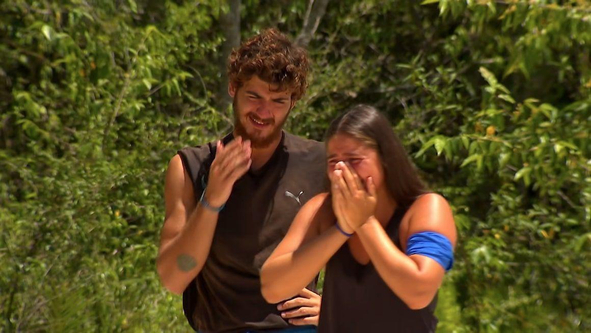 Kazanan canlı yayında açıklandı Survivor'a Aleyna'nın kardeşi Cansu damga vurdu
