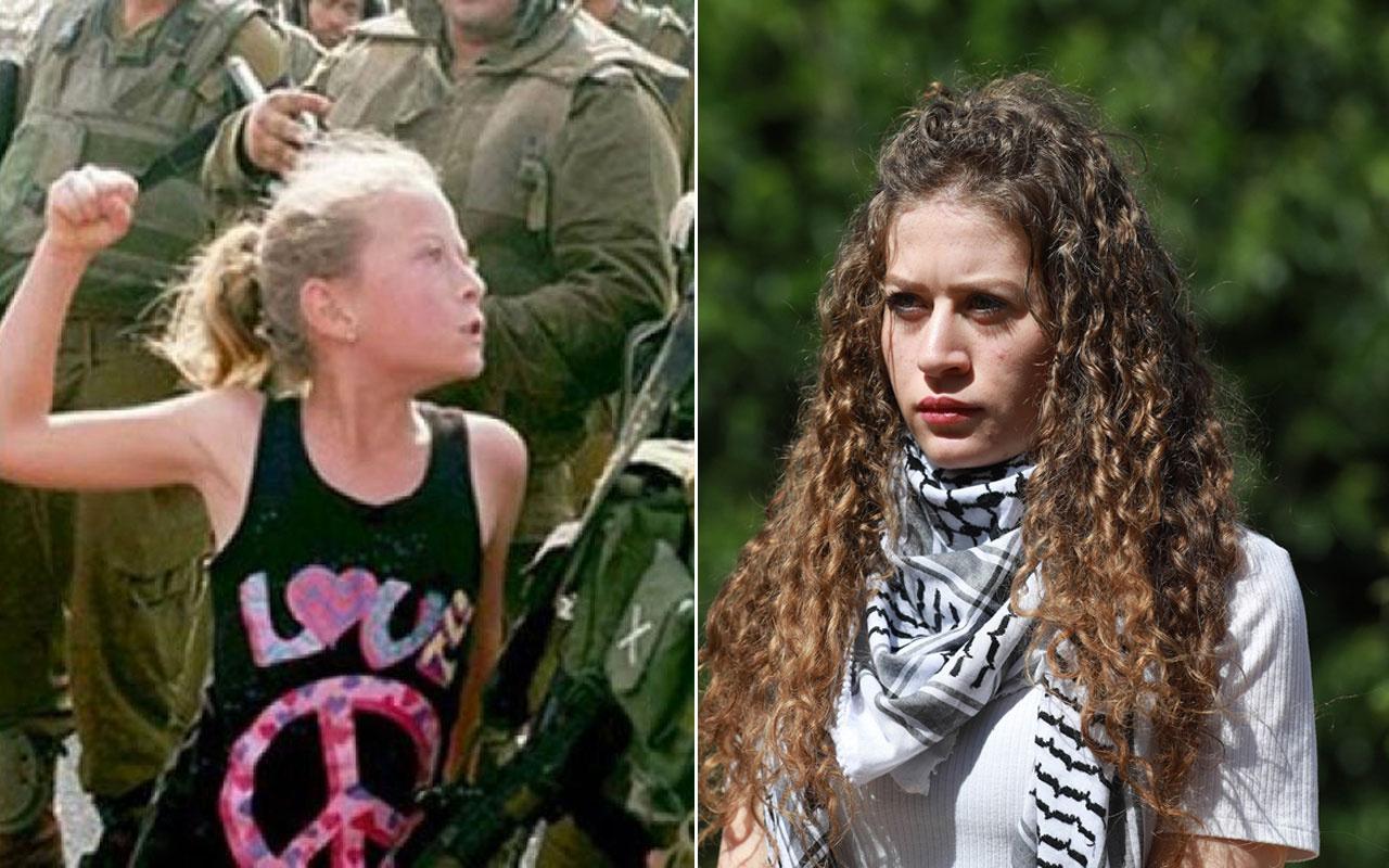 Filistin'in cesur kızı Temimi dünyaya seslendi: Filistinli kadınlara da diğerleri gibi sahip çıkın