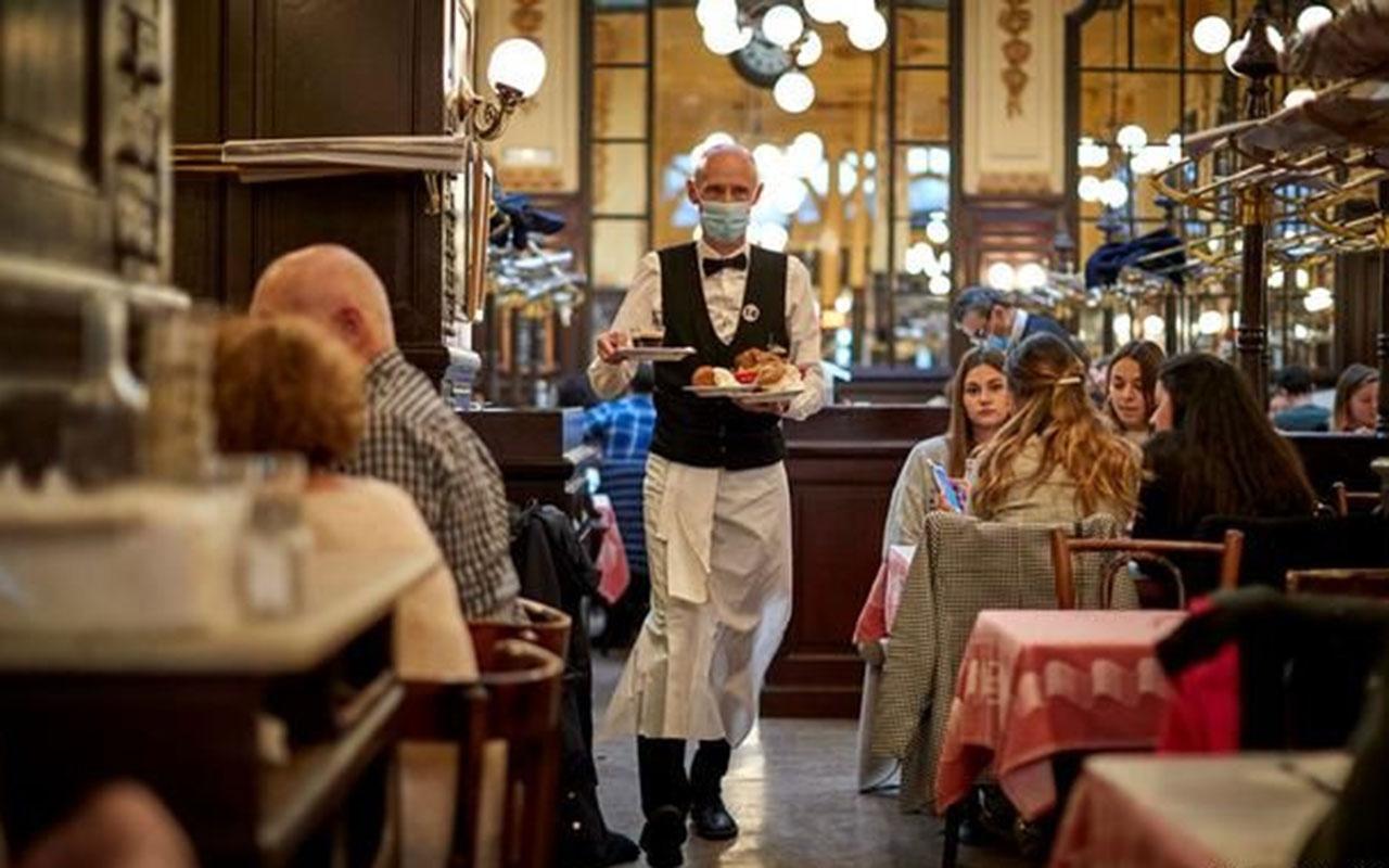 Kafe ve restoranların açılması için formül bulundu! Bahçesi olan ve olmayan ne yapacak?
