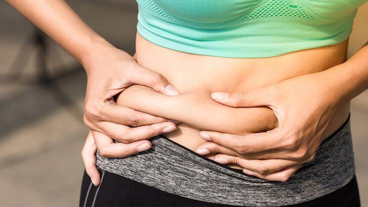 Göbek eritme diyeti nasıl yapılır? Göbek eriten 5 besin!