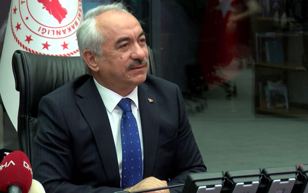 İçişler Bakanlığı'ndan Akdeniz'deki uyuşturucu operasyonu açıklaması