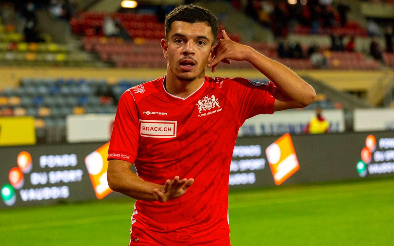 Milli Takımlar'dan açıklama: Mohamed Zeki Amdouni, İsviçre'yi seçti