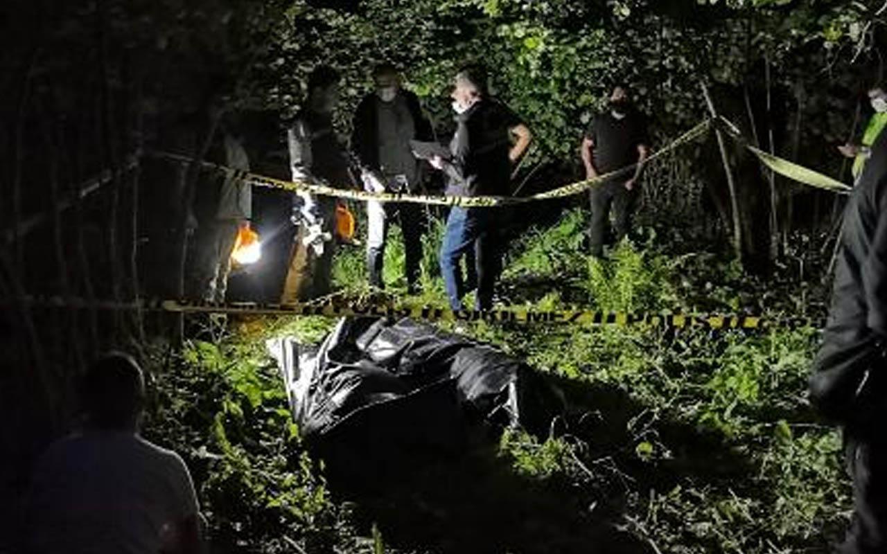Ordu'da feci kazada otomobil dereye yuvarlandı: 2 kişi öldü