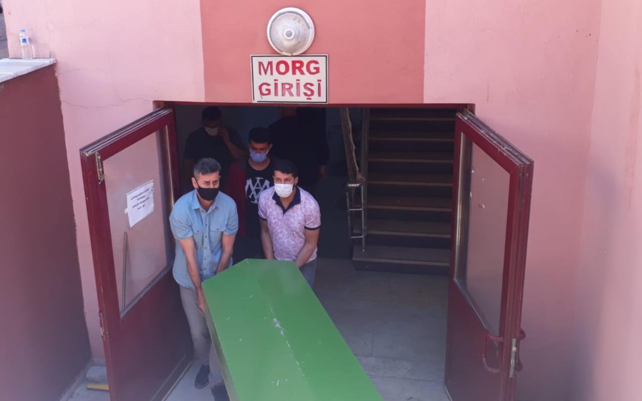 Kahramanmaraş'ta eski eşini evine gidip dehşet saçtı! Sesi duyan polise haber verdi