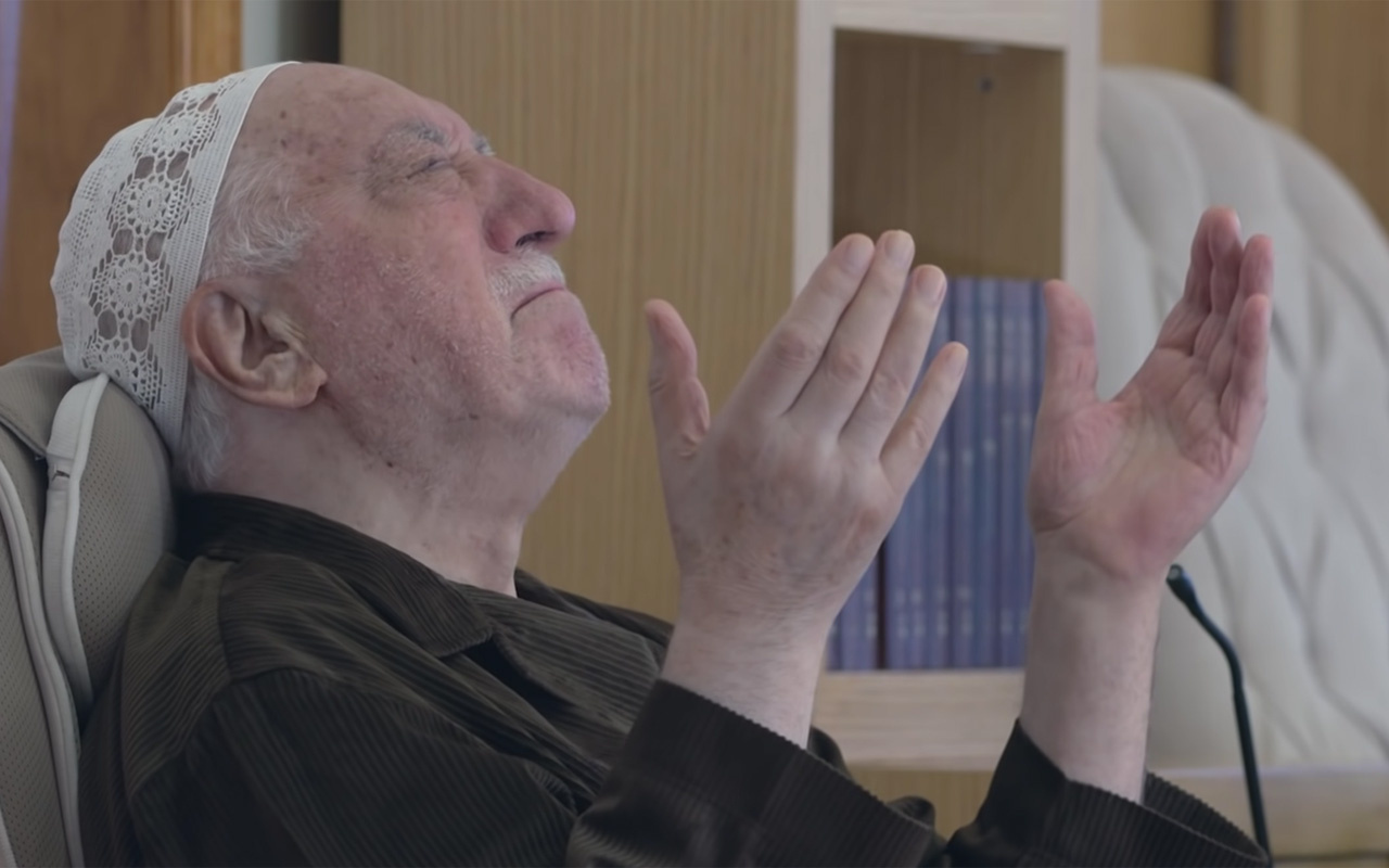 Fetullah Gülen'in en son görüntüsü ortaya çıktı videoda dikkat çeken detaylar