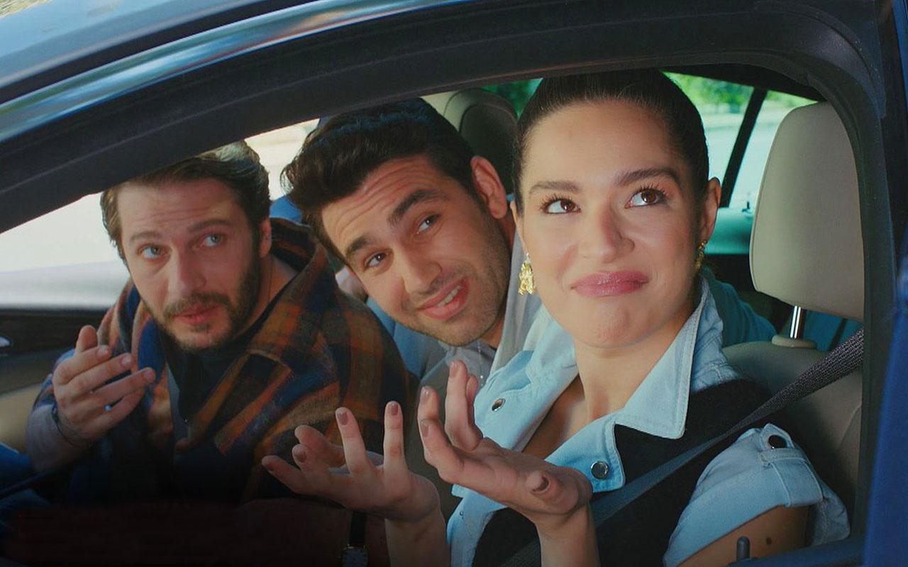 FOX TV Yasak Elma dizisinden ayrılıyor! Nesrin Cavadzade Nilperi Şahinkaya da bırakmıştı