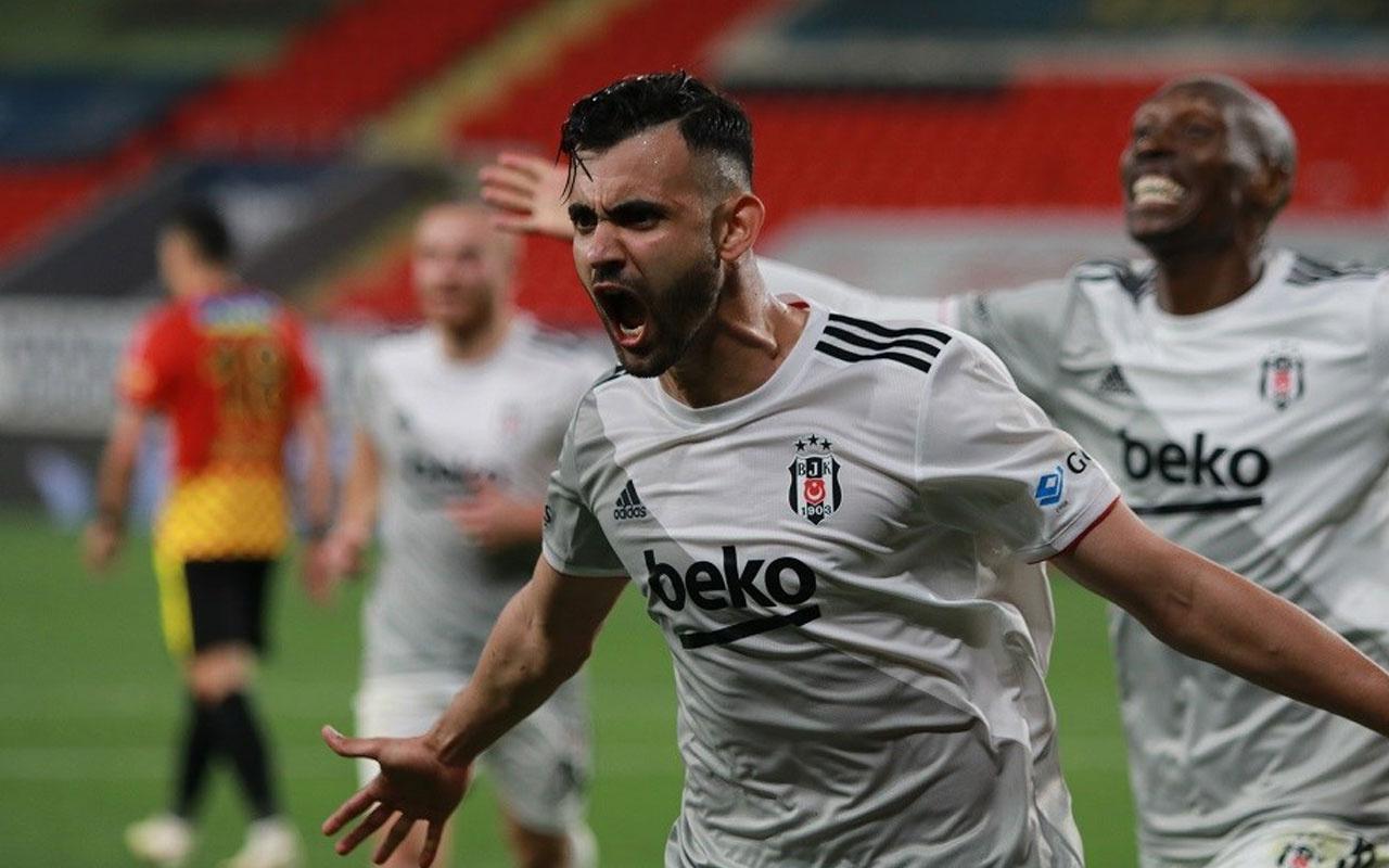 Beşiktaş'ın Ghezzal rüyası mutlu sonla bitmeyecek