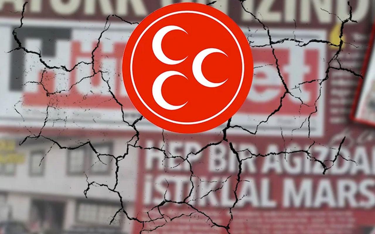 İstanbul İl Başkanı Birol Gür'den Hürriyet ve Demirören Medya'ya tepki