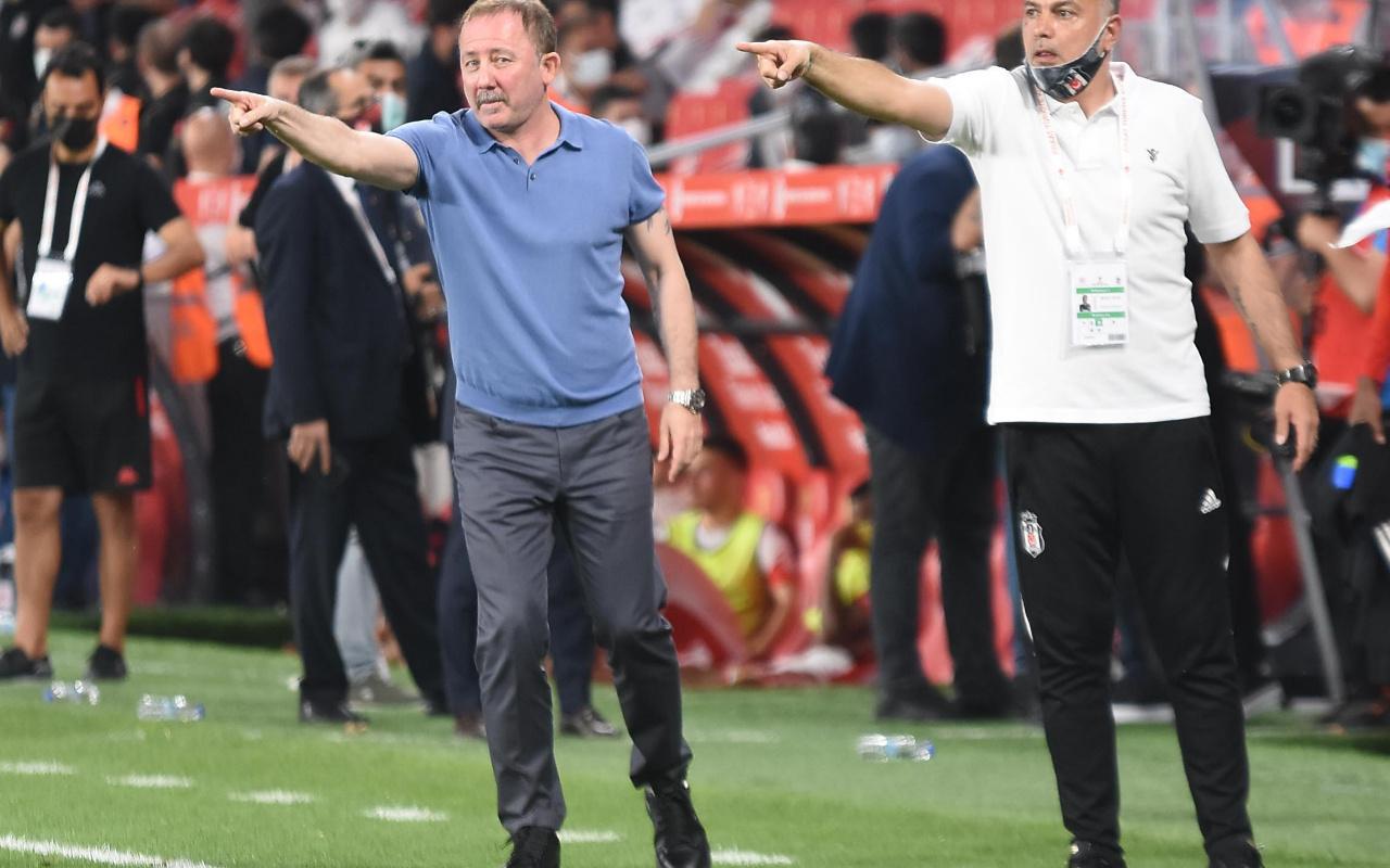Sergen Yalçın, Beşiktaş'ta devam edecek mi? İşte yanıtı
