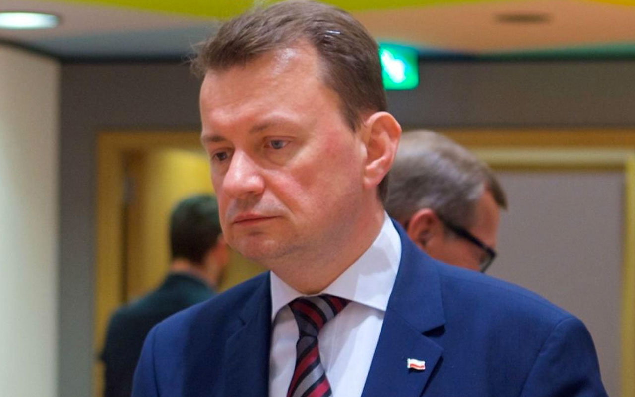 Polonya Savunma Bakanı'ndan Bayraktar TB2 paylaşımı