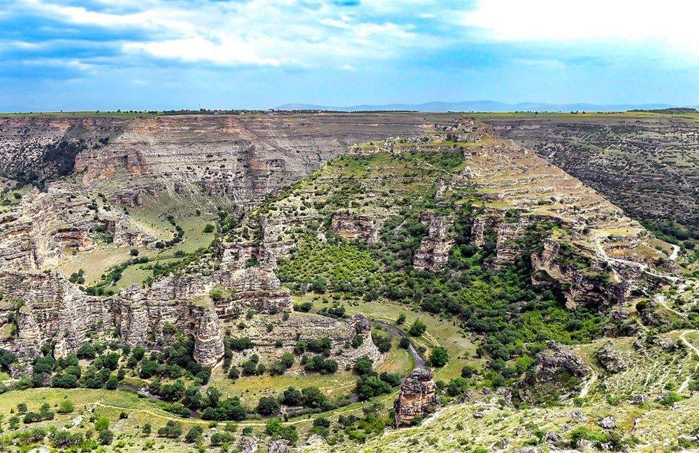 Türkiye meşhur kanyonlar işte Türkiye'deki baş döndüren kanyonlar!