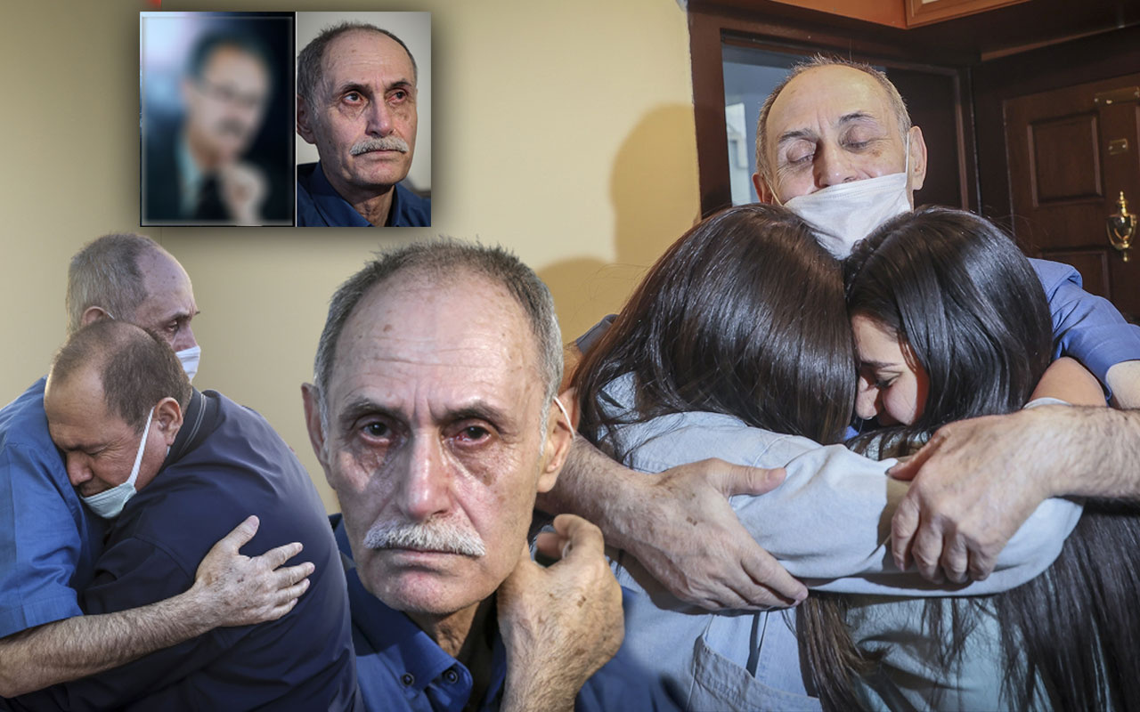 Ticaret için gitmişti kabusu yaşadı! Suriye'de 10 yıl tutuklu kalan iş insanının değişimi