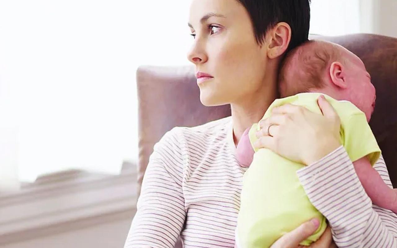 Doğum sonrası depresyon neden olur? Depresyonu önleyen 11 öneri!