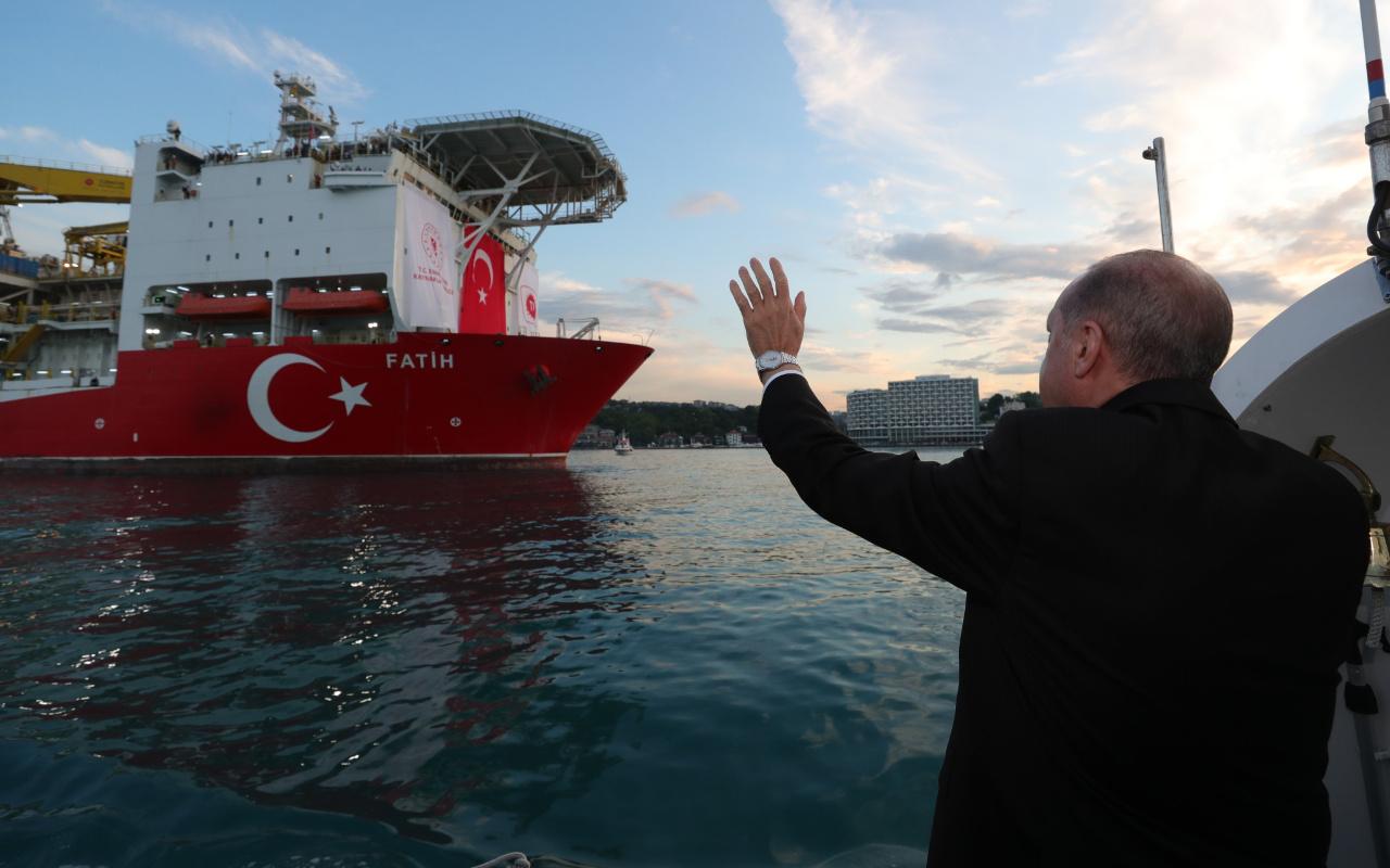 Cumhurbaşkanı Erdoğan'ın sözleri sonrası petrol ve doğal gazda heyecanlı bekleyiş