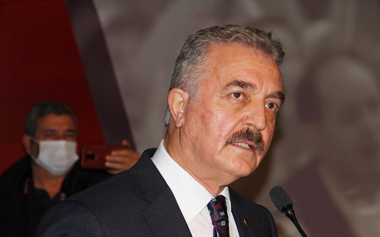 MHP Genel Sekreteri İsmet Büyükataman'dan AP'nin 'Ülkücü Hareket' çağrısına sert tepki