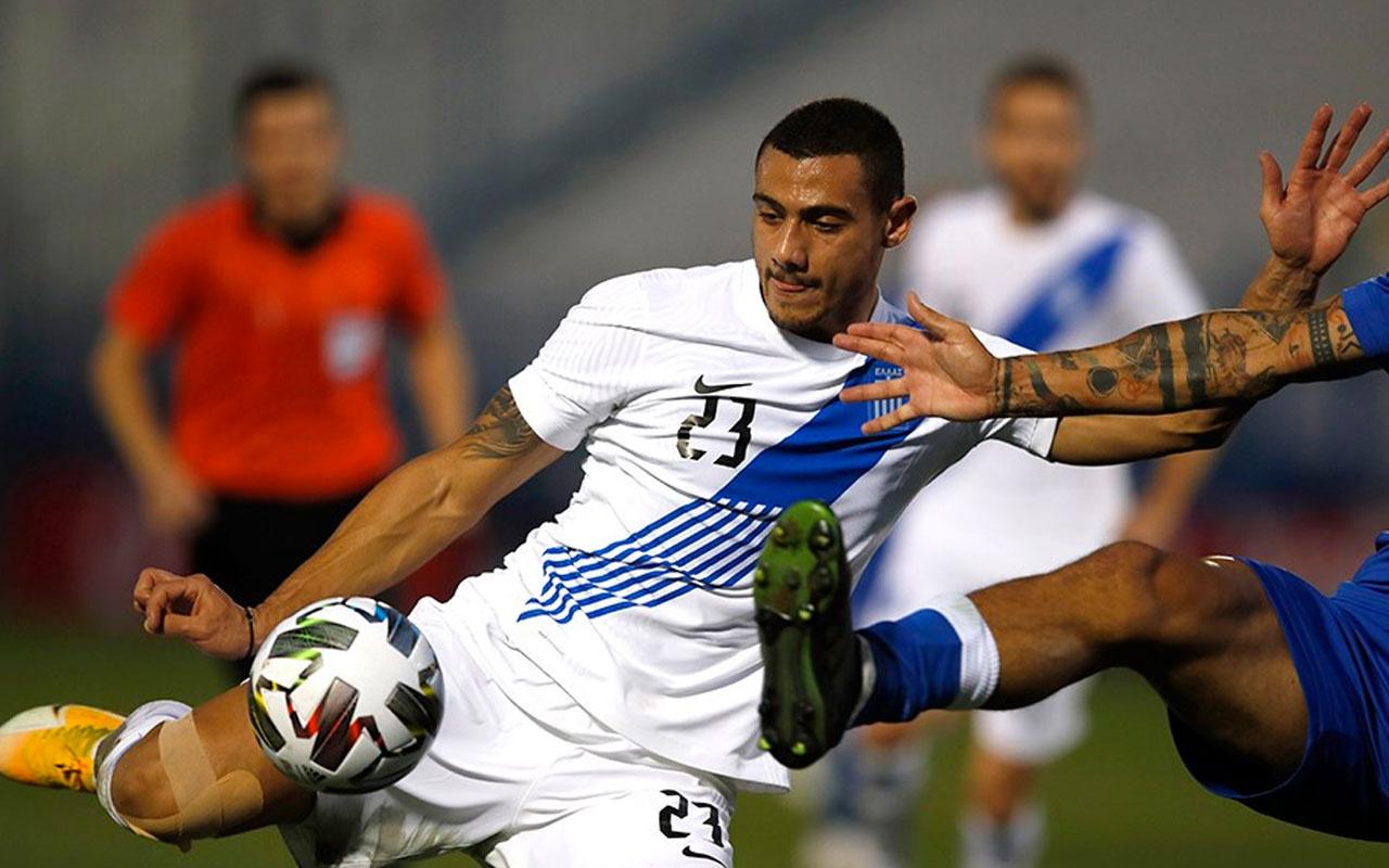 Yunan gol kralı Georgios Giakoumakis için Trabzonspor iddiası