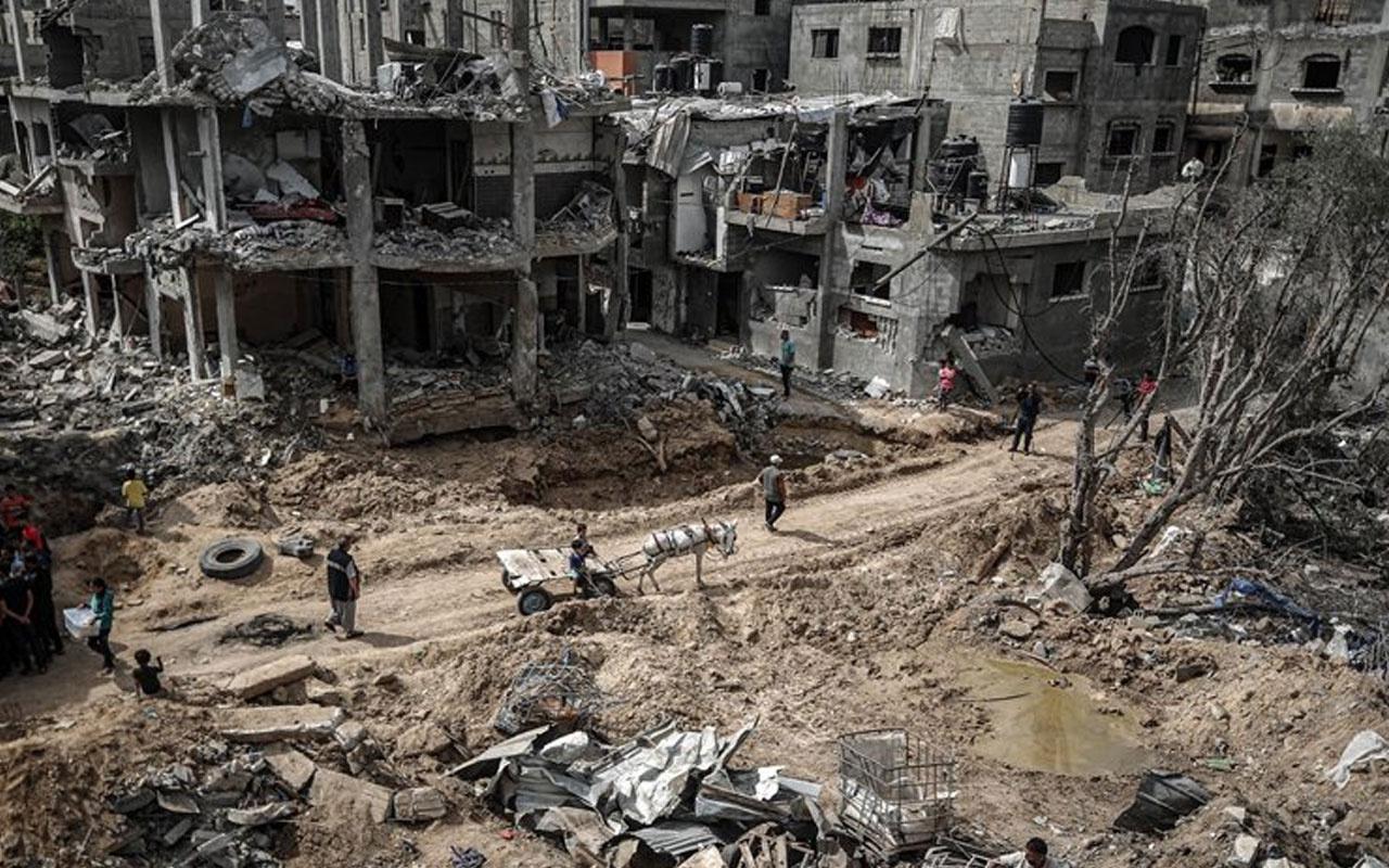 İsrail polisinden Mescid-i Aksa'daki cemaate bombalı saldırı