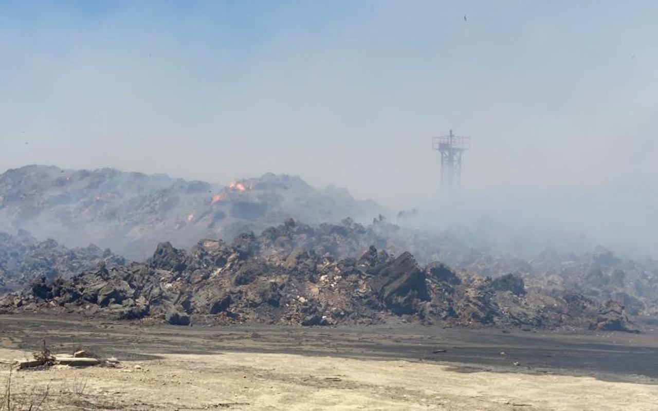 Afyonkarahisar'da santral yangınının altından PKK çıktı