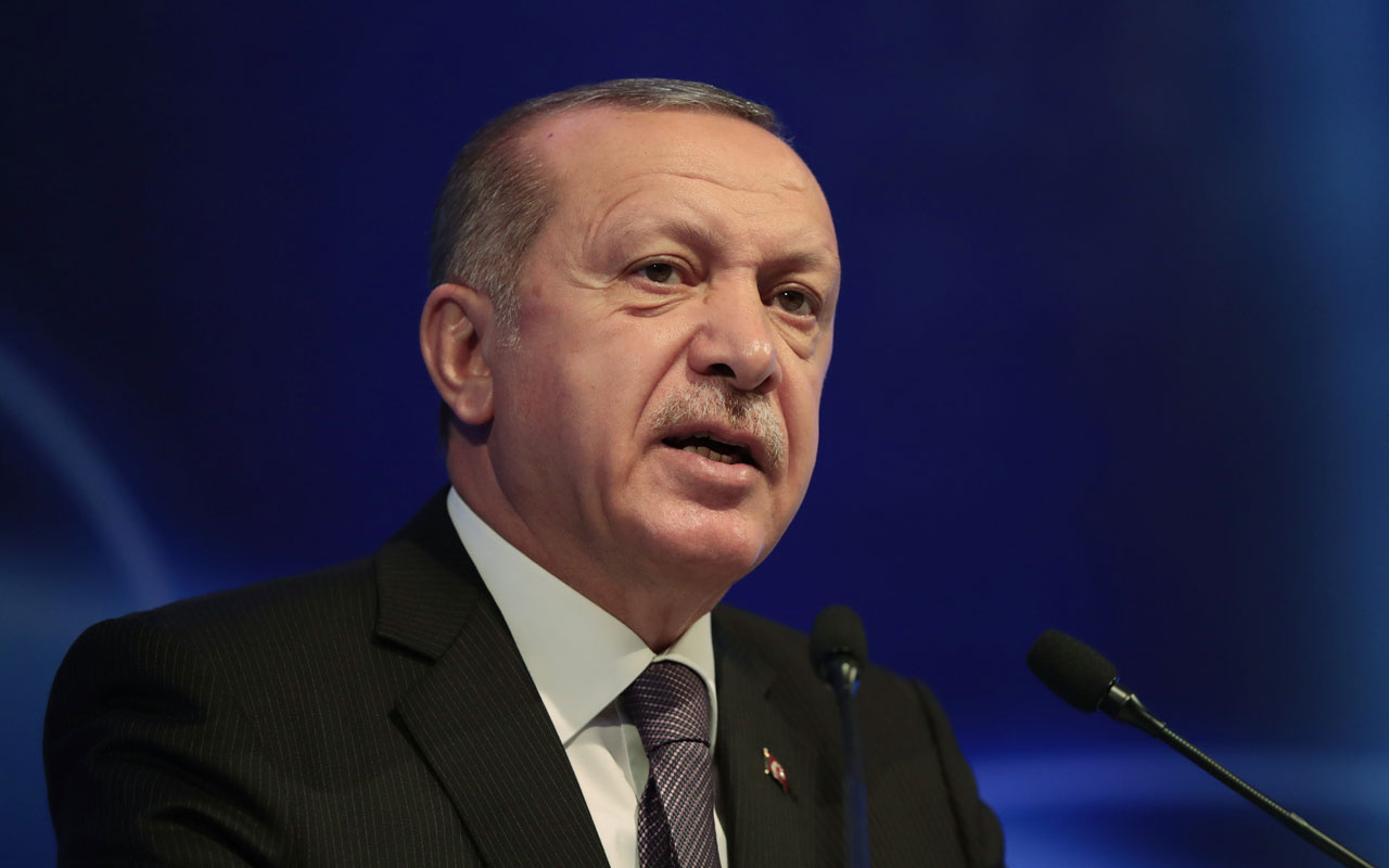 Cumhurbaşkanı Recep Tayyip Erdoğan'dan AB'ye aşı tepkisi