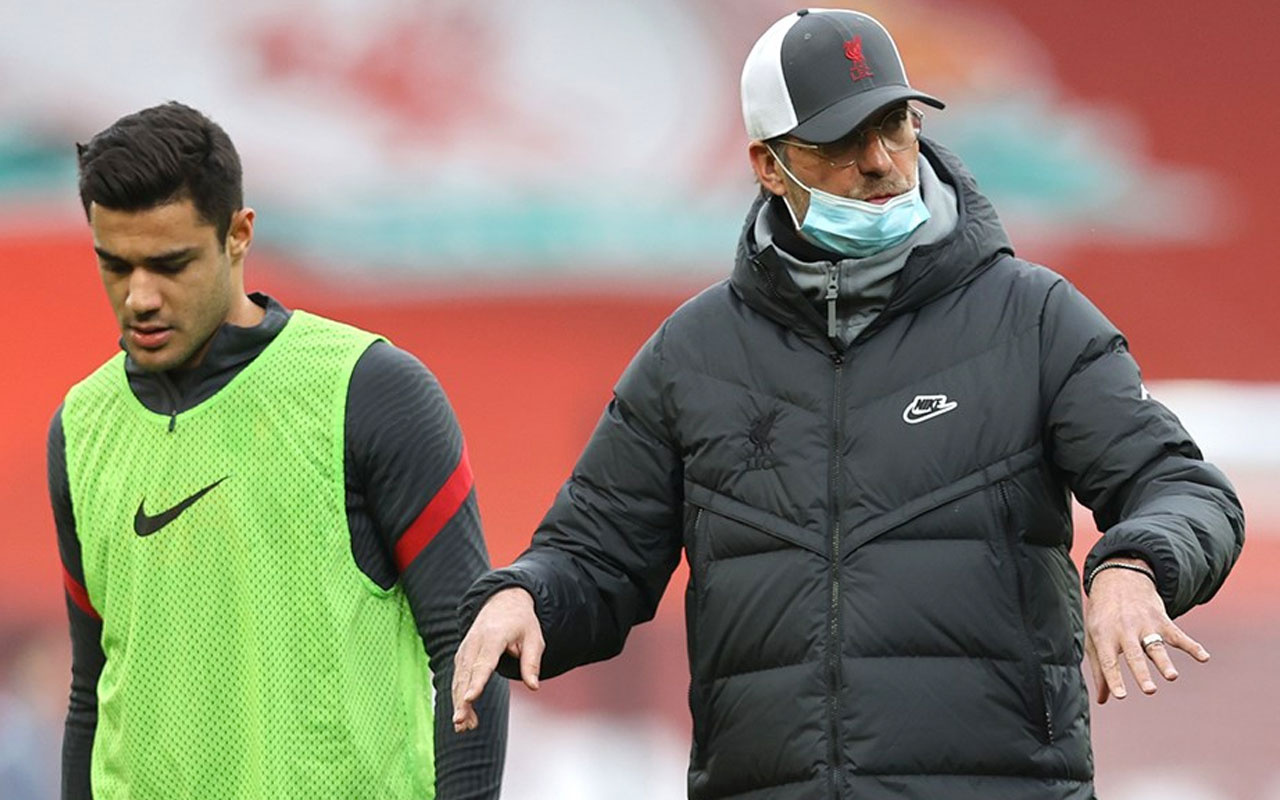 Ozan Kabak Liverpool'da devam edecek mi? Jürgen Klopp'tan açıklama var