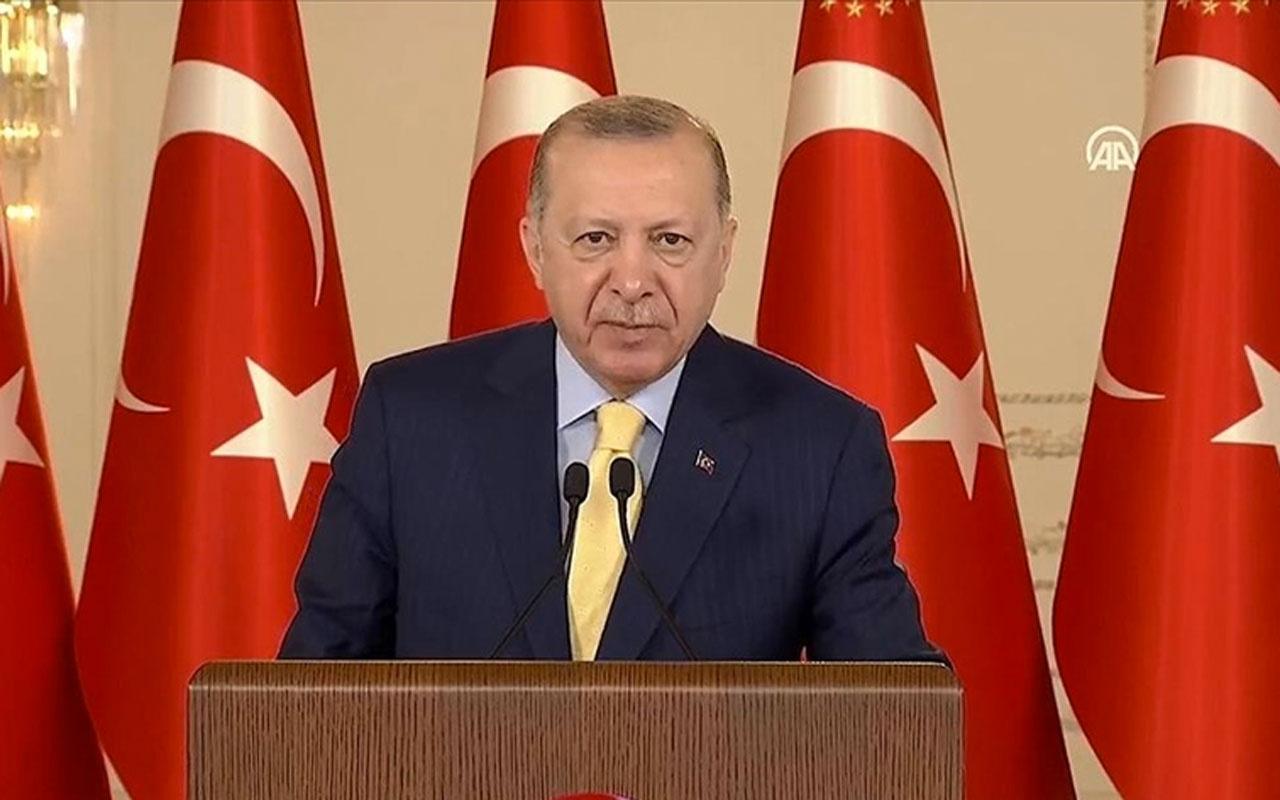 Cumhurbaşkanı Erdoğan: Doğu Akdeniz'de güzel haberler alacağımıza inanıyorum