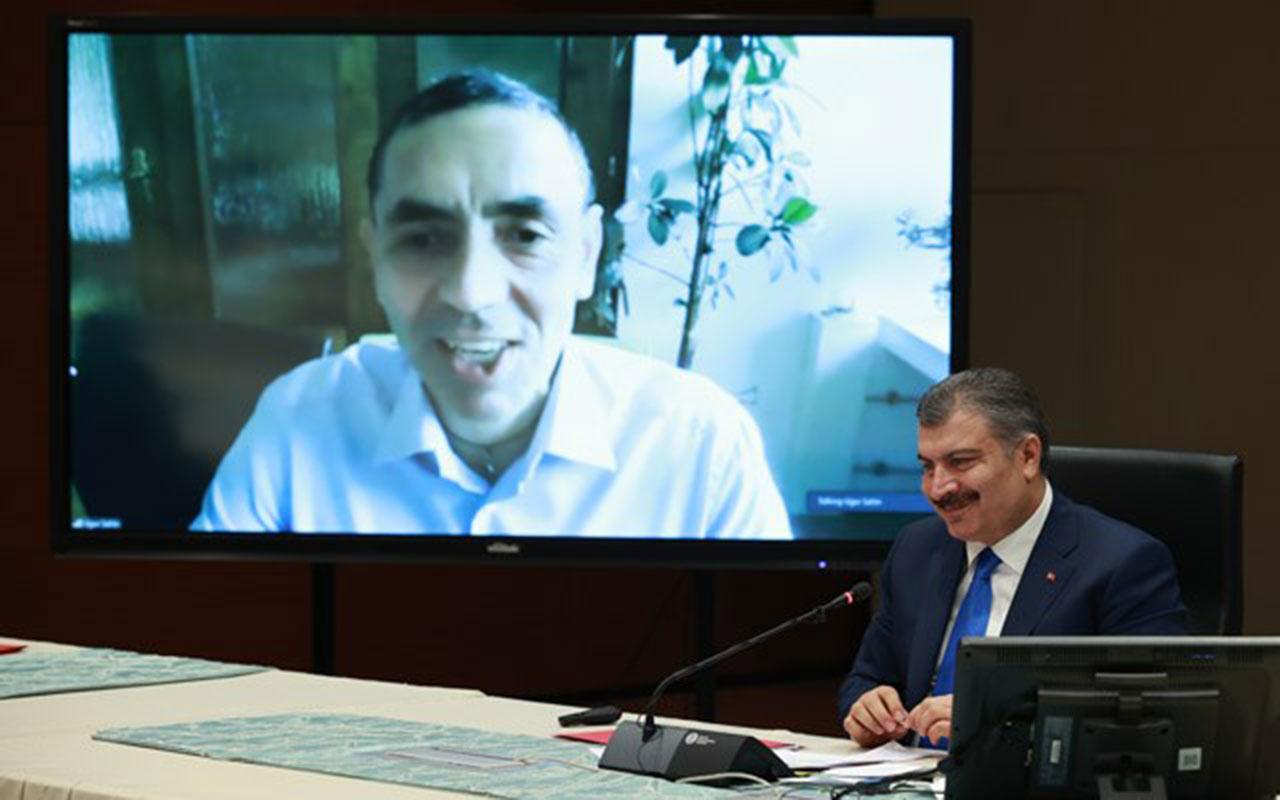 Sağlık Bakanı Fahrettin Koca müjdeyi verdi! Sokağa çıkma, kafe ve restoran yasakları kalkıyor