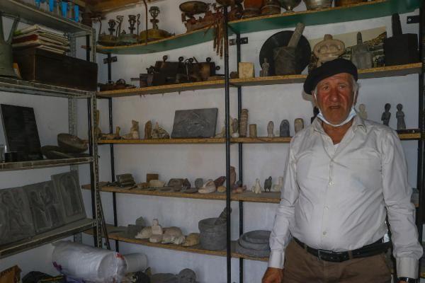 Dağlardan toplayıp 10 günde yapıyor bin TL'ye satıyor! Mardin'da görenler şaştı kaldı