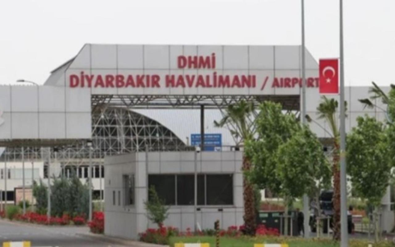 Diyarbakır Havalimanı tüm uçuşlara 30 gün boyunca kapatılıyor!