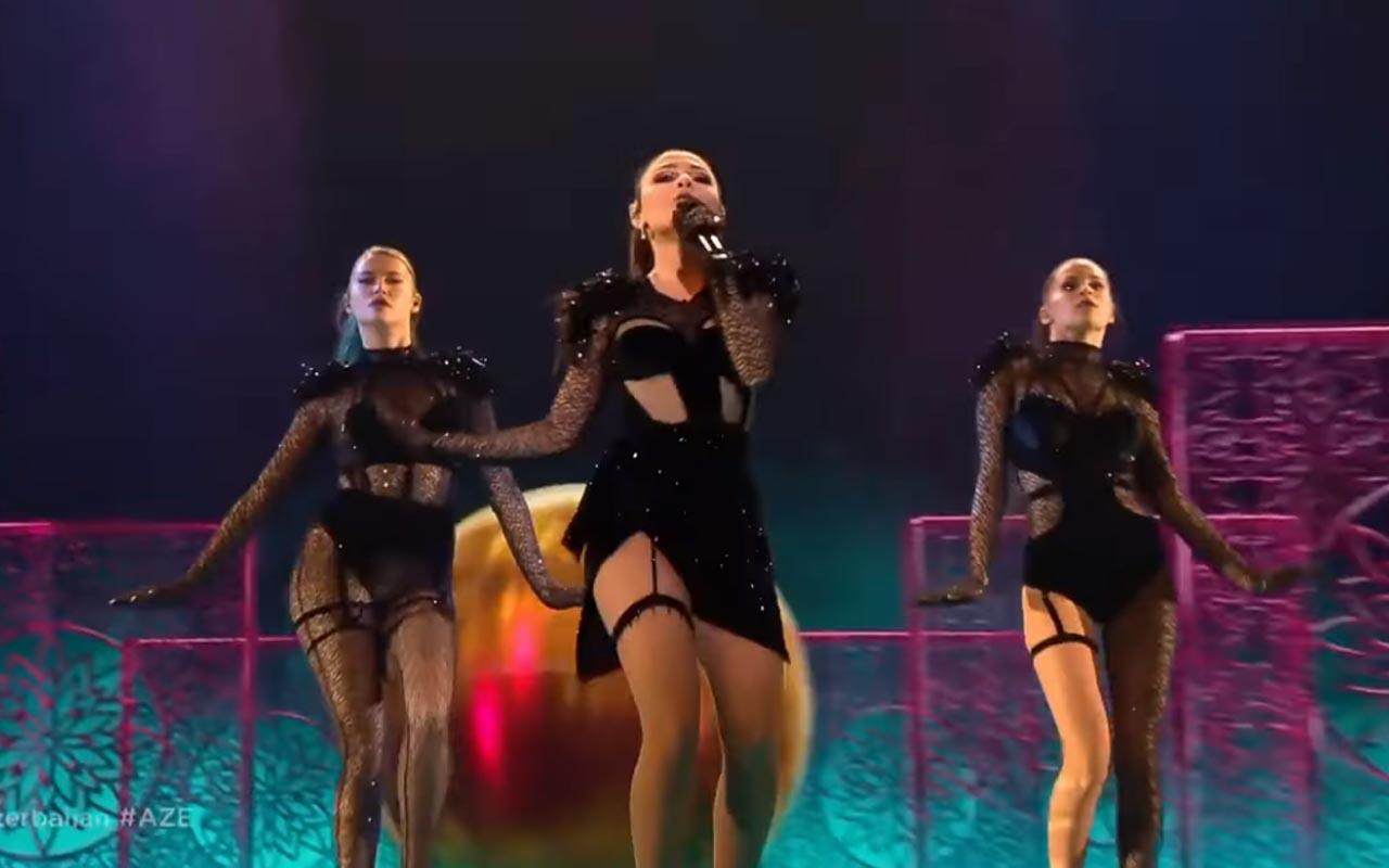 Azerbaycan Eurovision şarkısı! Samira Efendi 'Mata Hari' ile mest etti