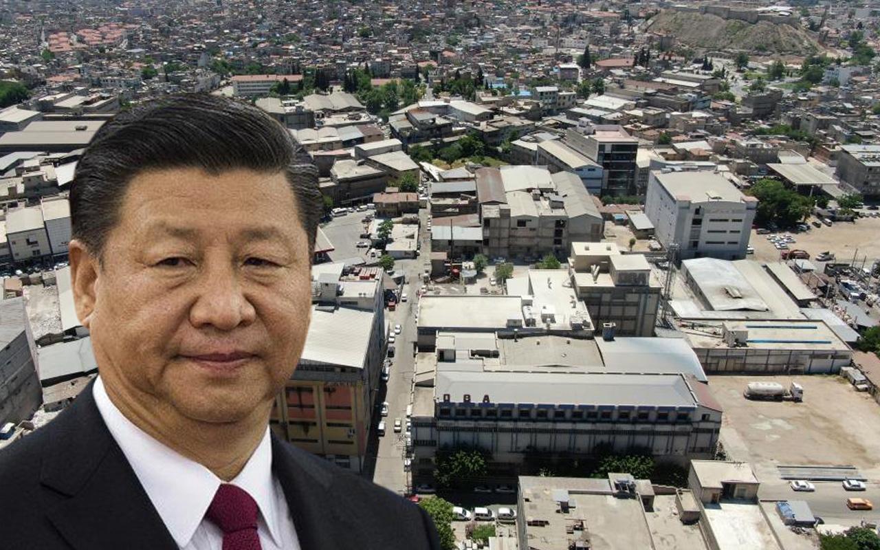 Gaziantep Nizip Caddesi Çin'i korkutuyor! 45 ülke bu caddeden alıyor 220 milyon...