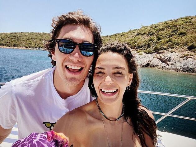 Ebru Şahin ile Cedi Osman evleniyor nişan nikah tarihleri bile belli