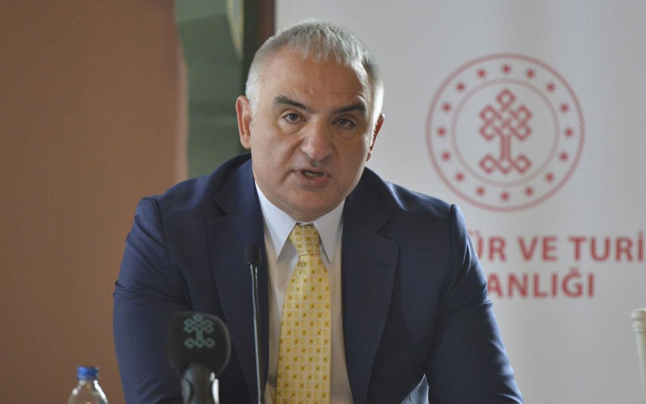 Bakan Ersoy duyurdu: Rusya ile uçuşlar karşılıklı başlıyor