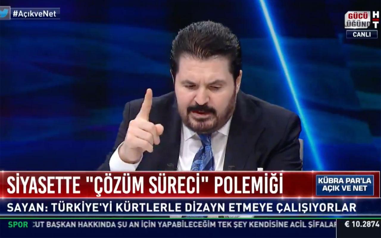 Ağrı Belediye Başkanı Savcı Sayan : İddialıyım Tayyip Erdoğan gitsin Suriye olacağız