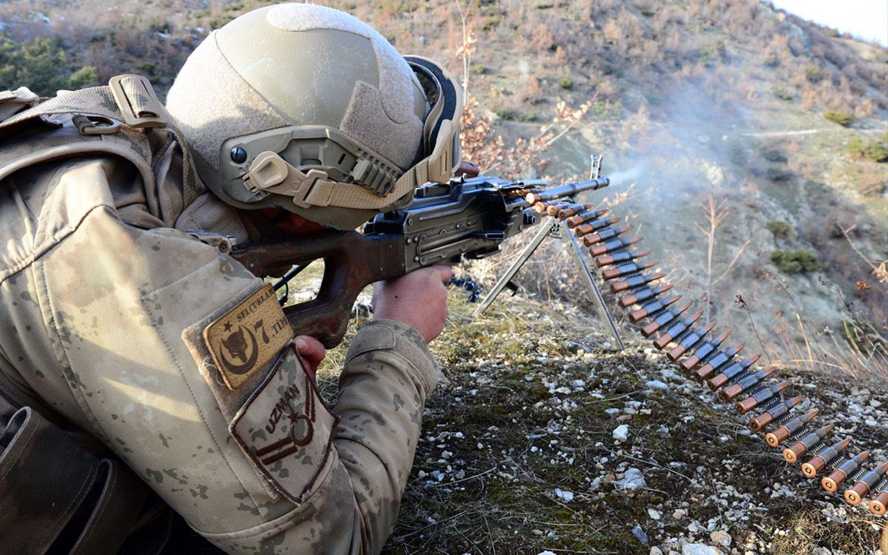Son dakika MİT ve TSK'dan operasyon! Duhok'ta 2'si sözde üst düzey 4 terörist etkisiz hale getirildi