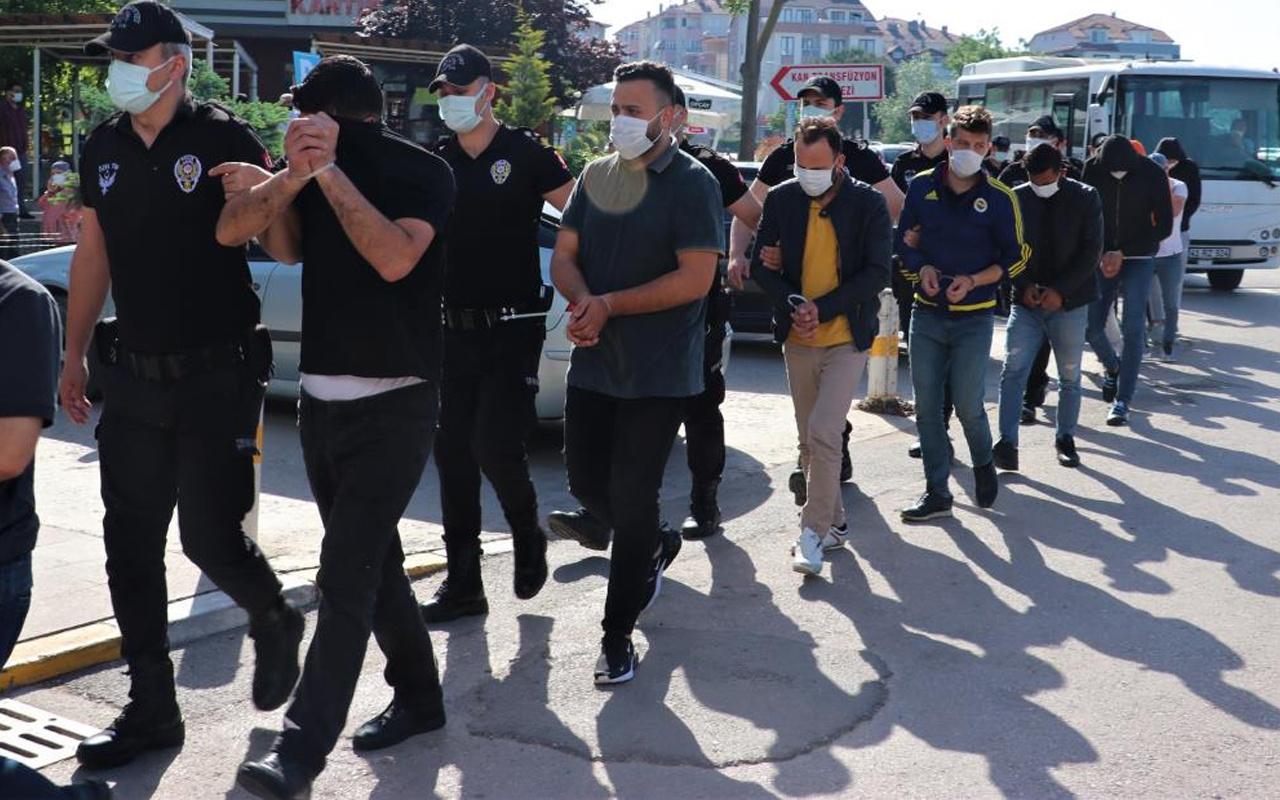 3 milyon TL'lik vurgun yaptılar! Kocaeli'de vatandaşlara kabusu yaşattılar