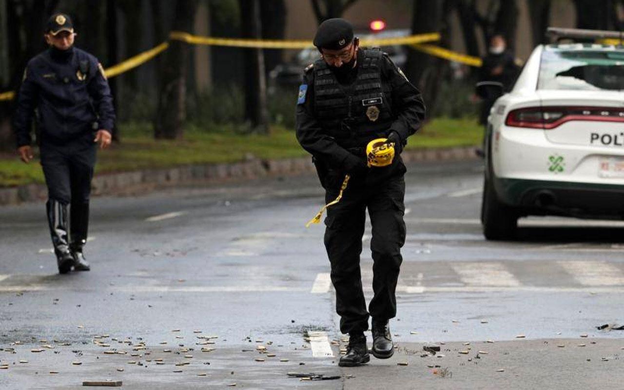 Meksika'nın Sinaloa eyaleti emniyet müdürü silahlı saldırıda öldürüldü