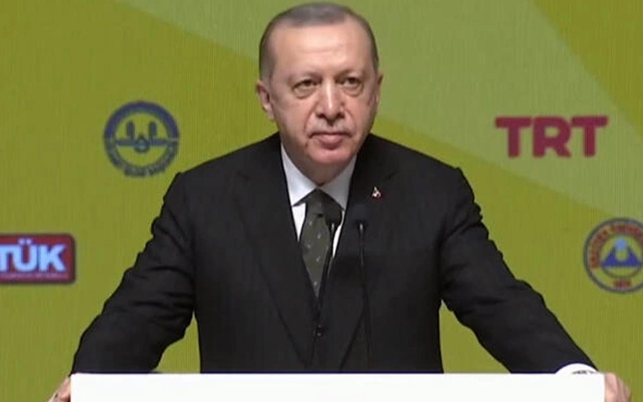 Cumhurbaşkanı Erdoğan'dan Batı'ya tepki: Kanser hücresi gibi hızla yayılıyor