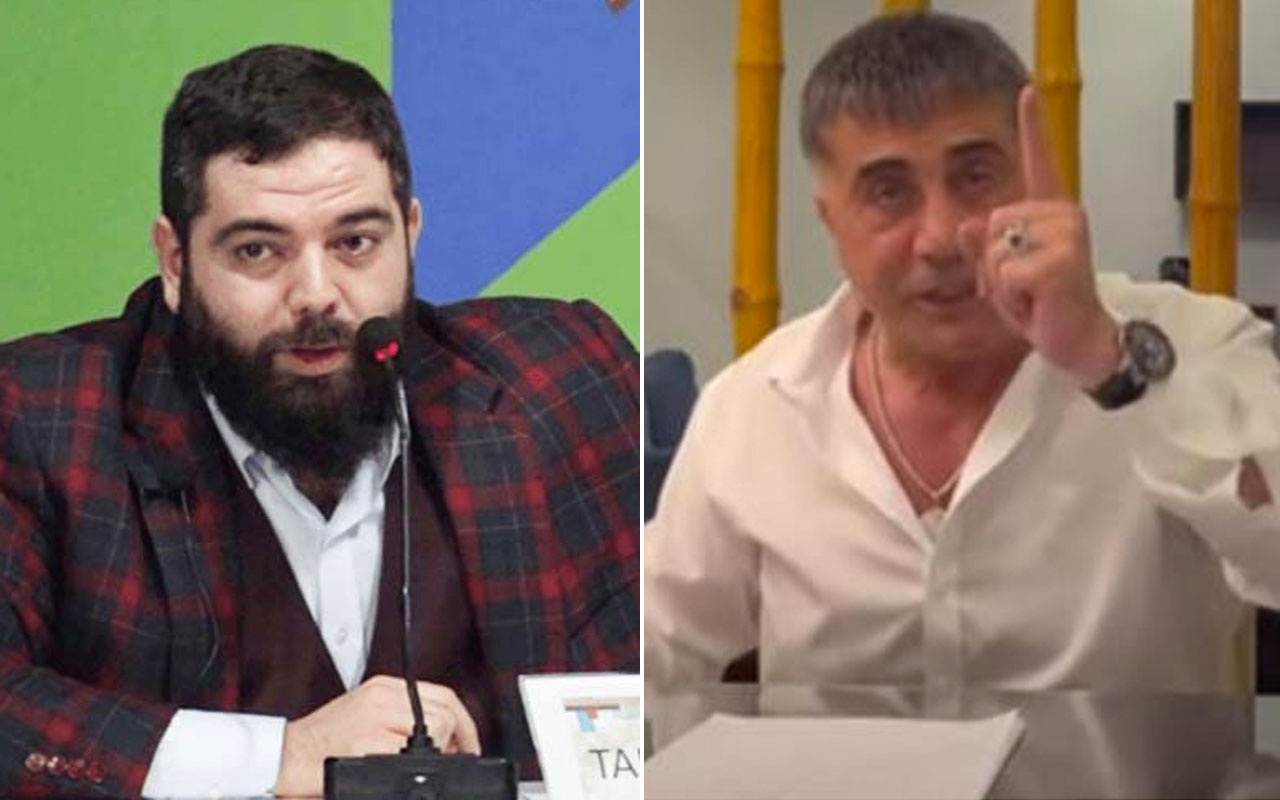Ahmet Davutoğlu'nun prensi Taha Ün'ün Sedat Peker ile videosu bomba!