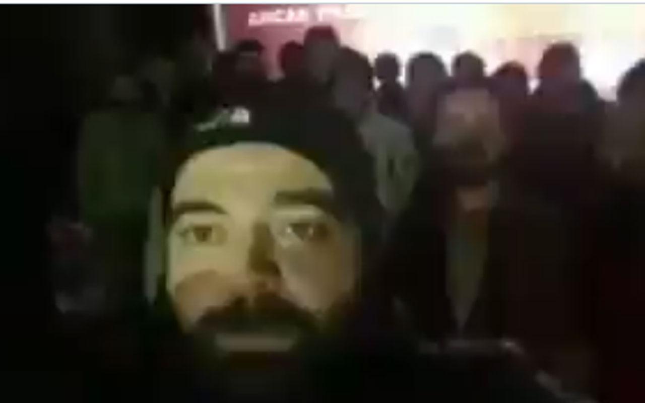 Davutoğlu'nun prensi Taha Ün'ün Sedat Peker videosu olay