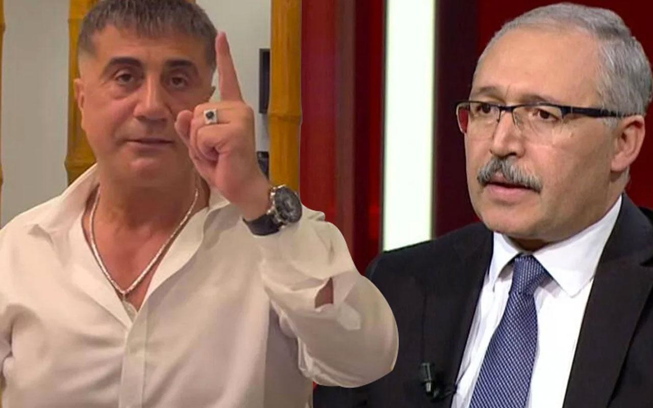 Abdulkadir Selvi'den Sedat Peker yazısı: Erdoğan bitti demeden bitmez